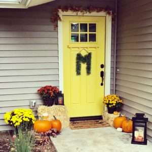 Home Entry Fall